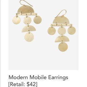 Noonday Modern Mobile Earrings
